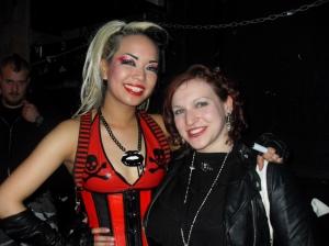 Missjade (Ashleigh Jade) with DestroyX (Amelia Arsenic)