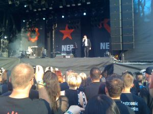 Nitzer Ebb at M'era Luna 2010
